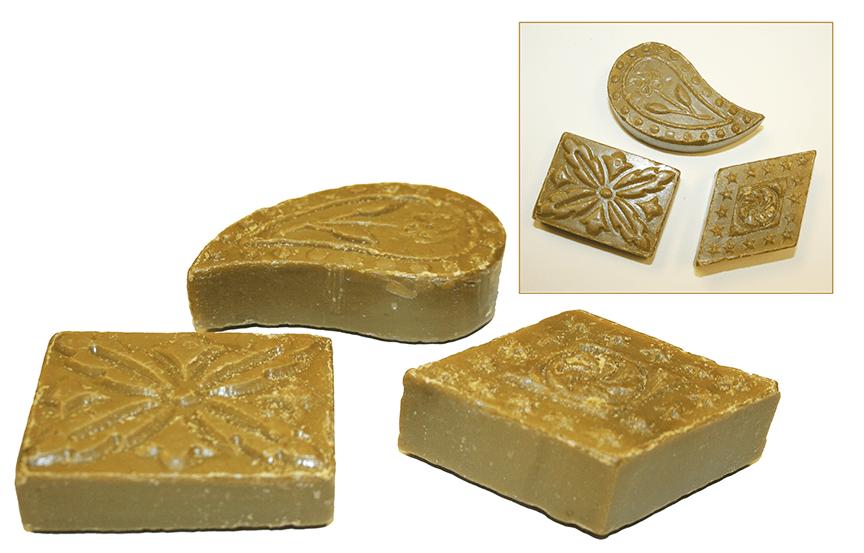 Ancient Olive Soap 3 Bars American Wild Foods Non Gmo