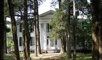 William Faulkner's Rowan Oak exterior