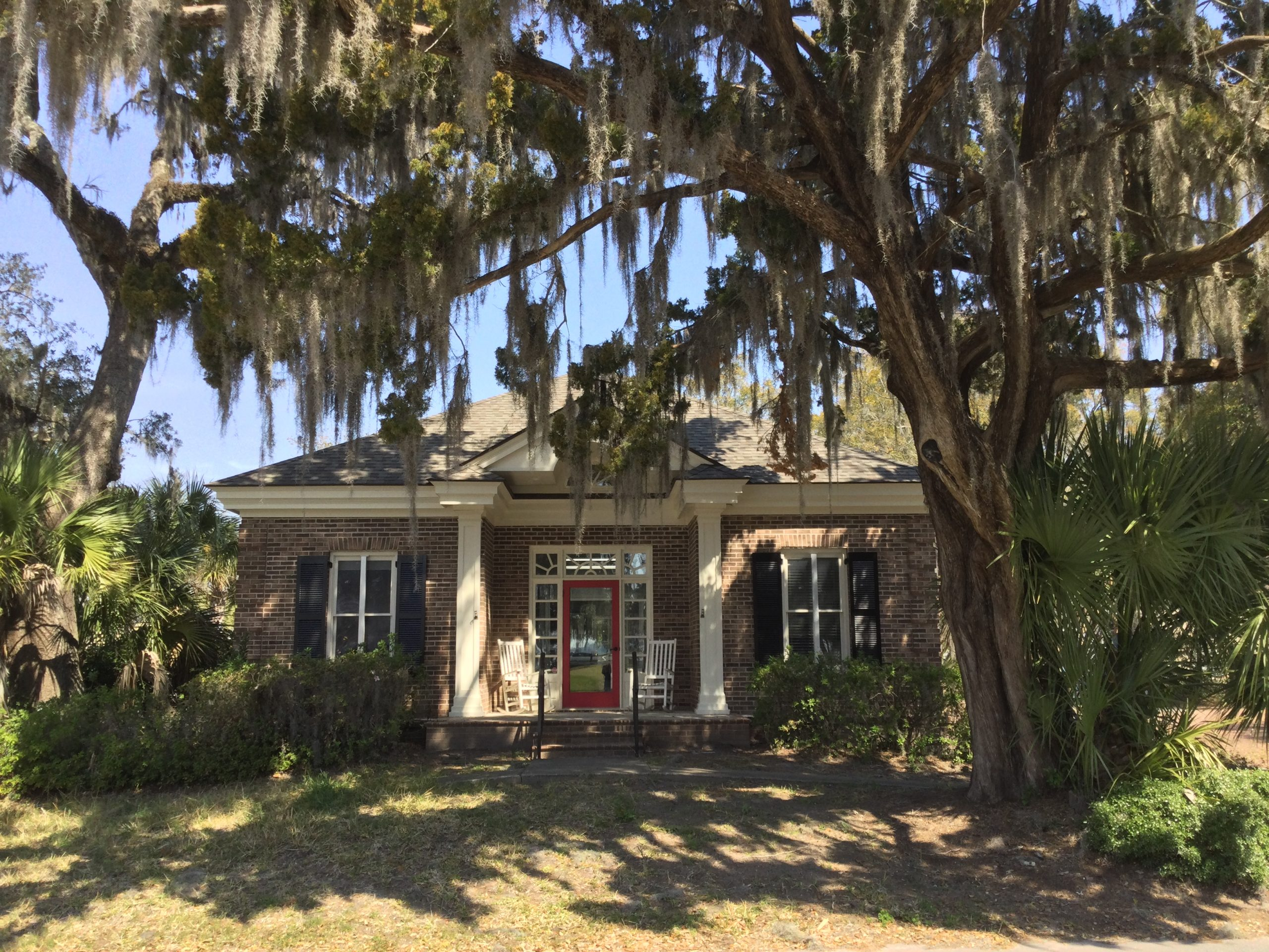 The Pat Conroy Literary Center in Beaufort, South Carolina