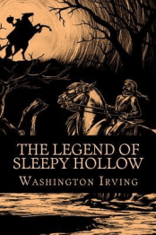 Halloween Books: The Legend of Sleepy Hollow by Washington Irving