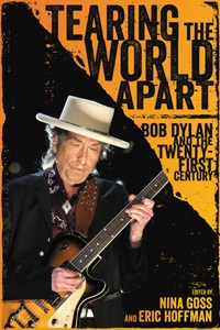 Tearing the World Apart: Bob Dylan and the 21st Century by Eric Hoffman, who visited the American Writers Museum in March 2019