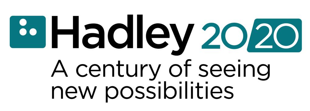 Hadley 2020 logo
