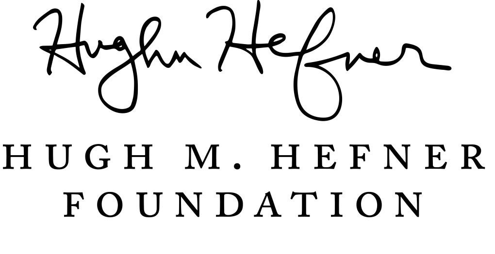 Hugh M Hefner foundation sponsor