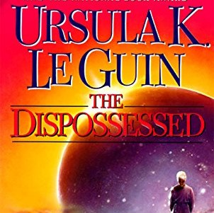 The Dispossessed cover image. Roll over for description.