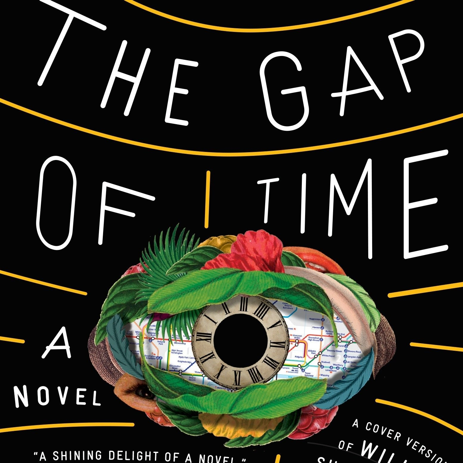 The Gap of Time by Jeannette Winterson