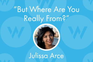 Bestselling author Julissa Arce discusses the trials and importance of writing about and for Latinx students in America so they may see someone like them.