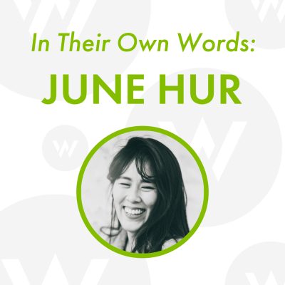 In Their Own Words with June Hur