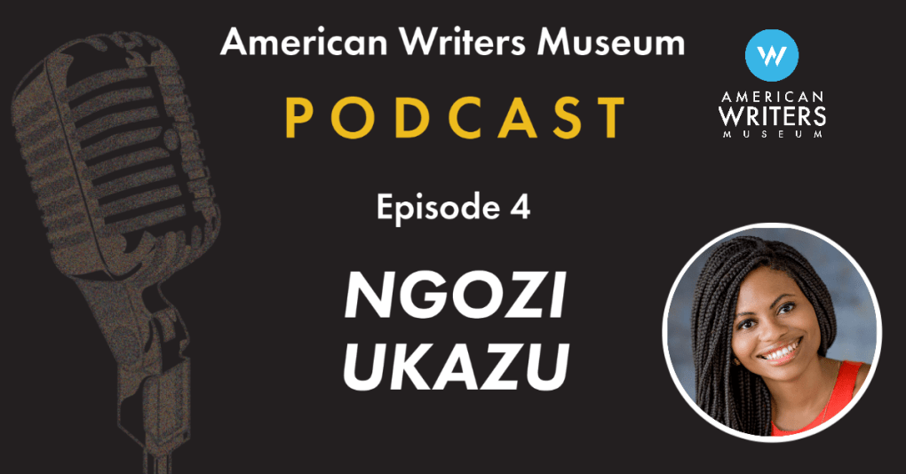 American Writers Museum episode four with Ngozi Ukazu