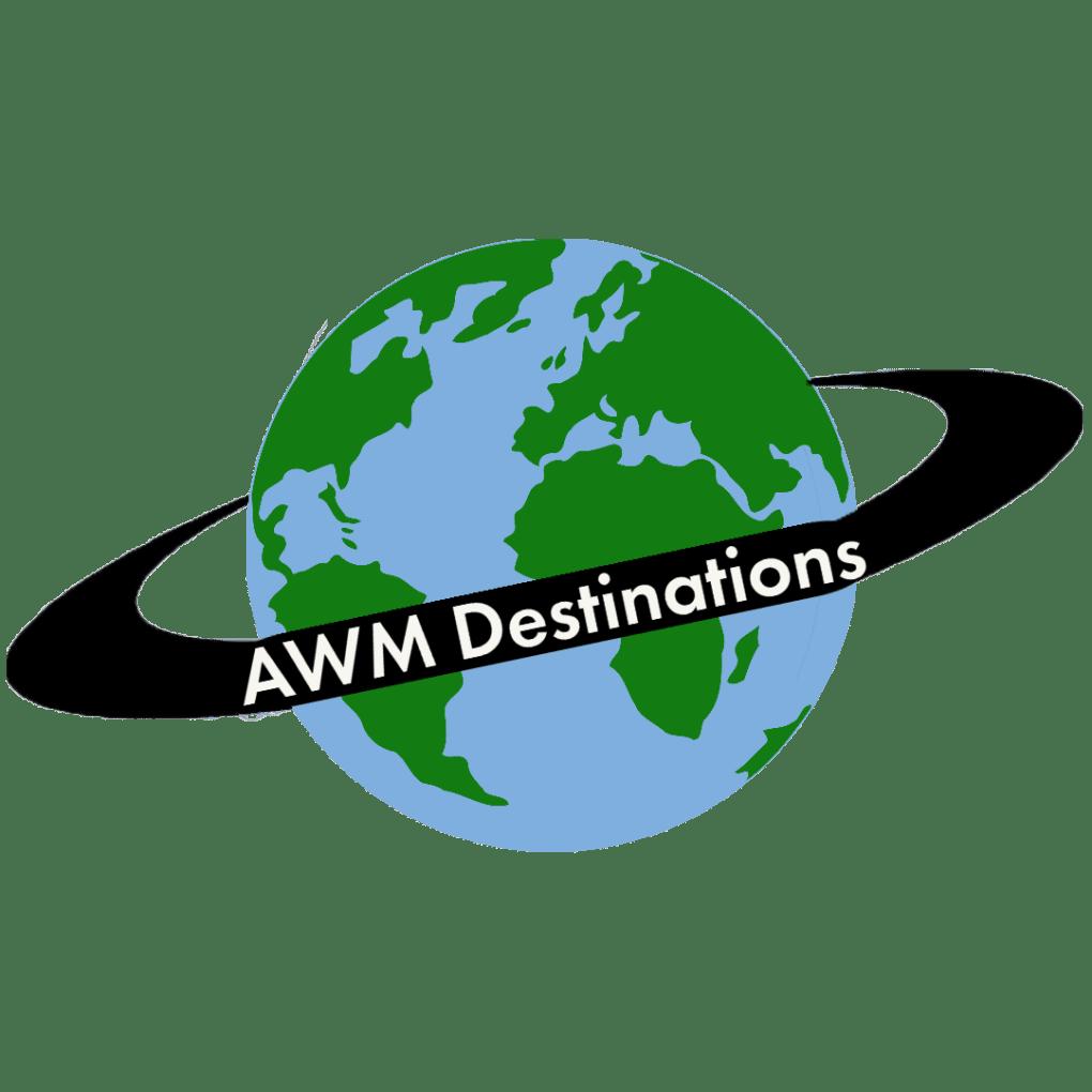 AWM Destinations Logo