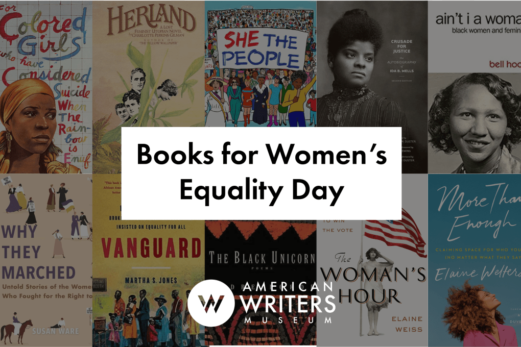 Books to Read on Women's Equality Day