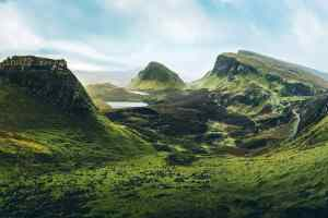 Brigadoon is nestled in the magnificent Scottish Highlands