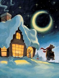 Hanukkah Bear by Eric Kimmel, Illustrated by Mike Wohnoutka