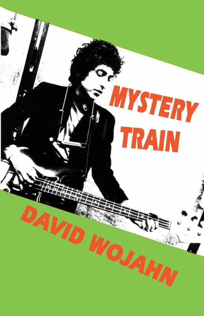 Mystery Train by David Wojahn book cover