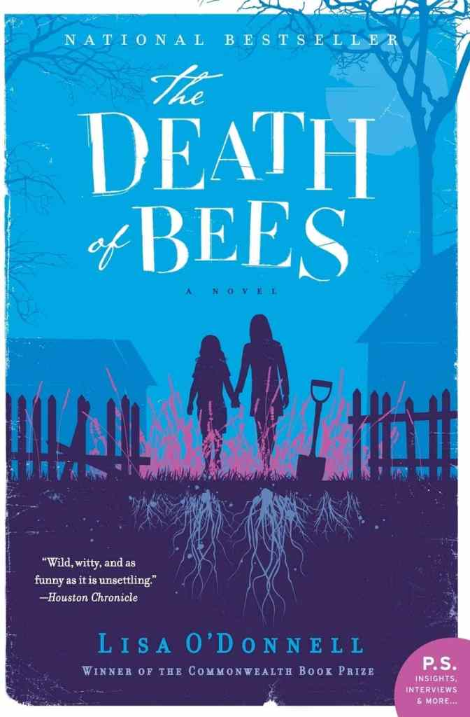 The Death of Bees by Lisa O'Donnell book cover