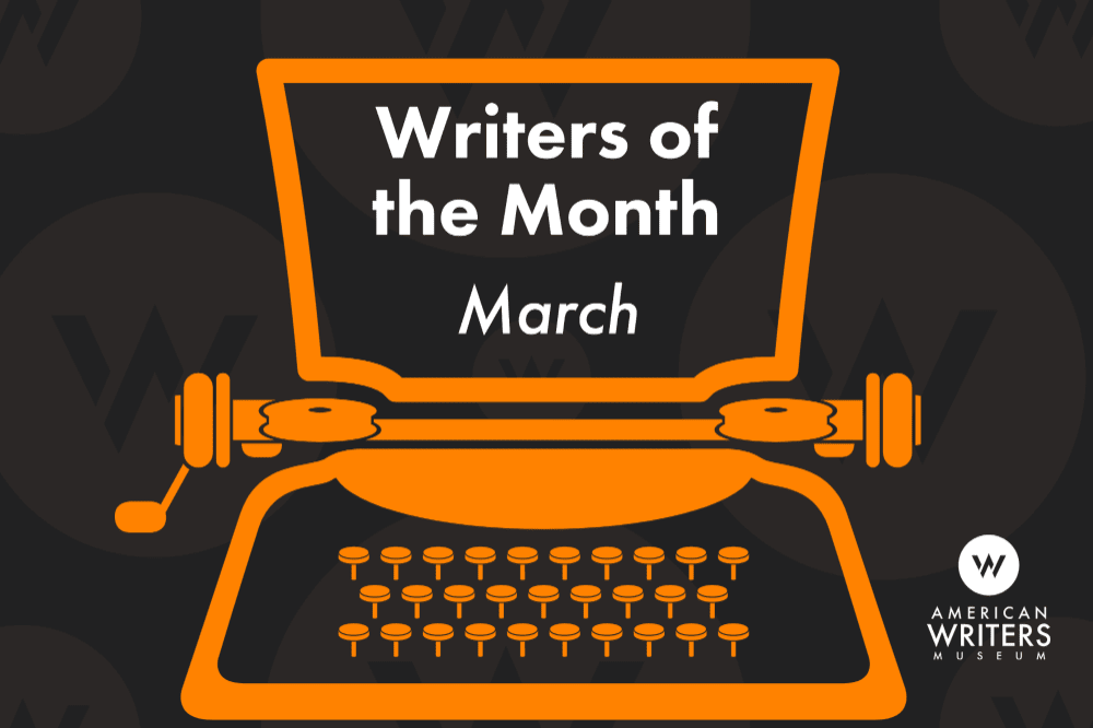 Writers of the Month: March