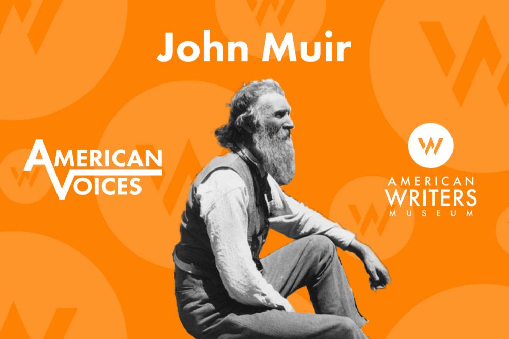 Photo of John Muir