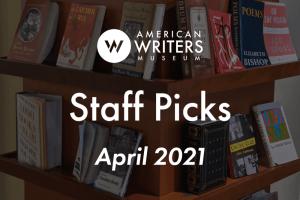 AWM Staff Picks - April 2021