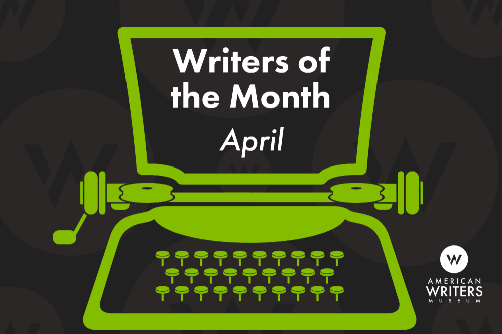 Writers of the Month -- April