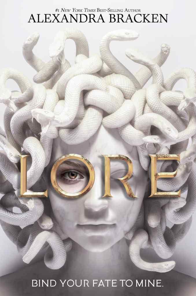Lore by Alexandra Bracken book cover