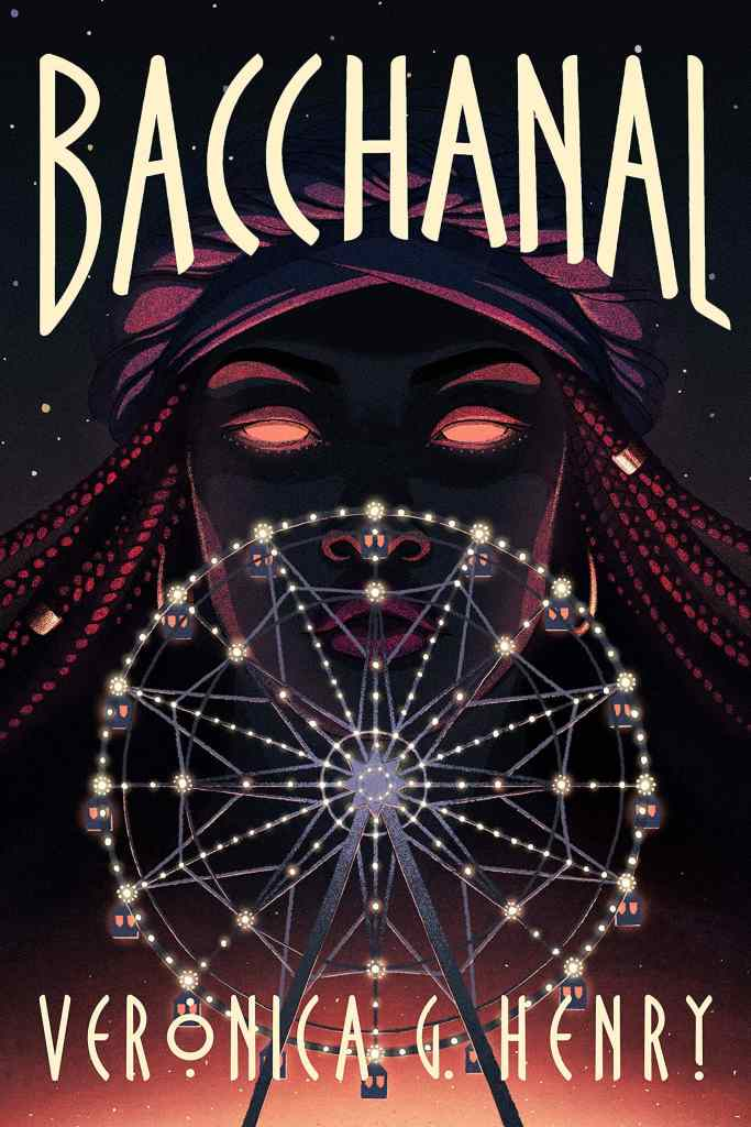 Bacchanal by Veronica G. Henry book cover