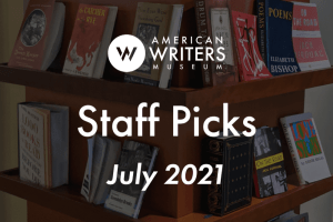 American Writers Museum Staff Picks