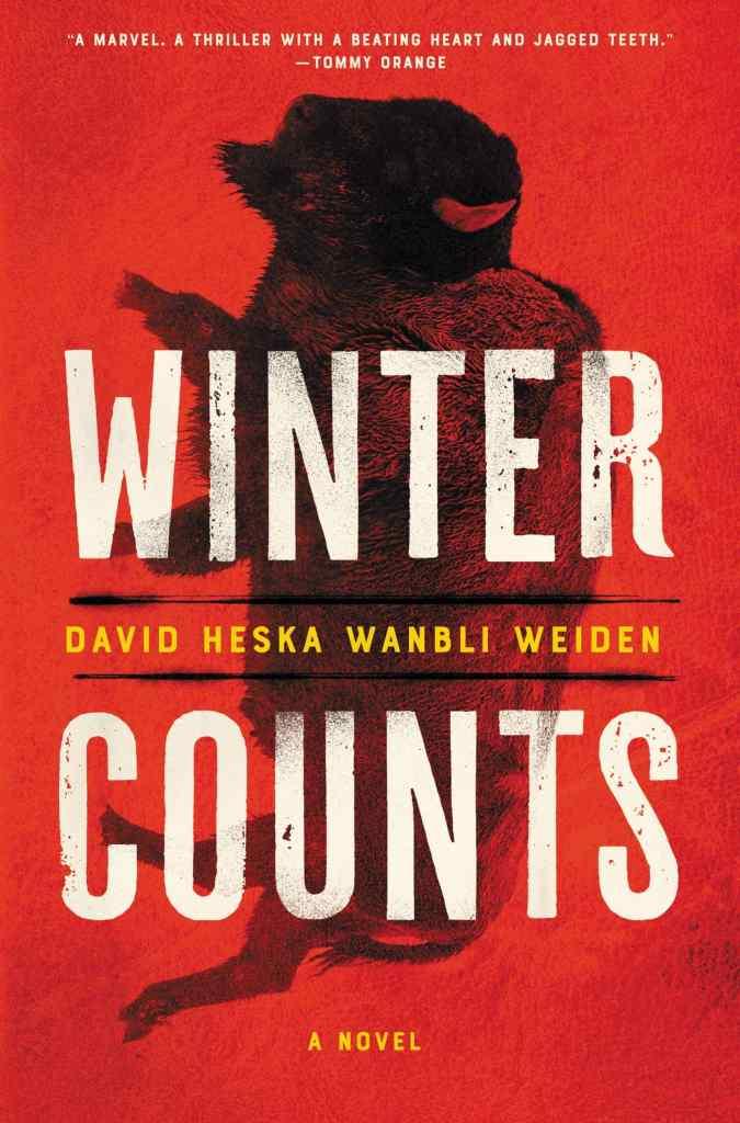 Winter Counts by David Heska Wanbli Weiden