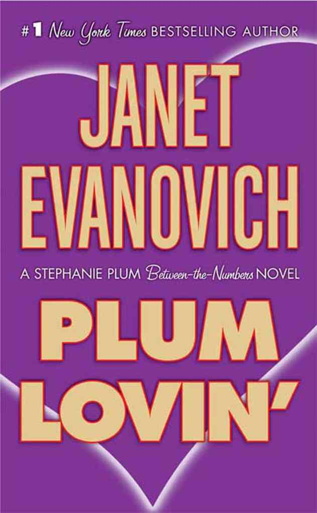 Plum Lovin' by Janet Evanovich book cover