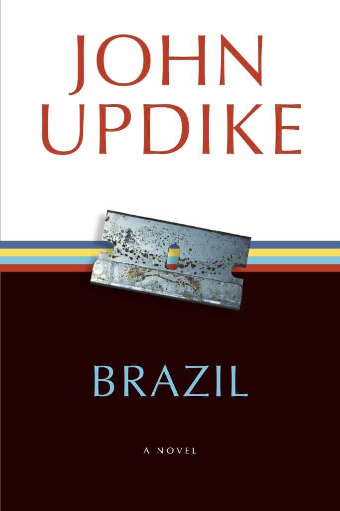Brazil by John Updike book cover