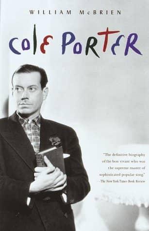 Cole Porter by William McBrien book cover