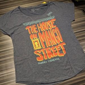 The House on Mango Street t-shirt
