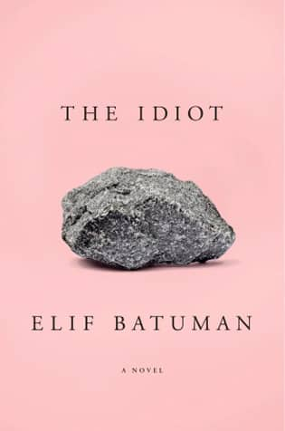 The Idiot by Elif Batuman book cover
