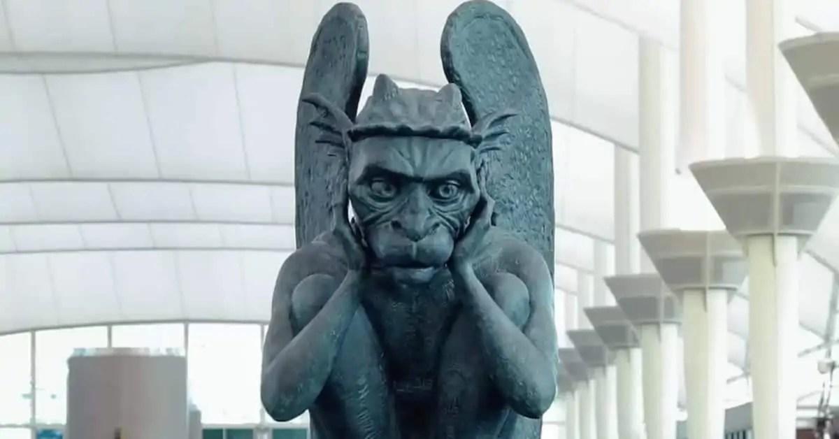 The Home Of Illuminati Headquarters, Denver Intl Airport