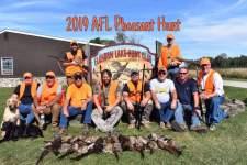 2019 Pheasant Hunt