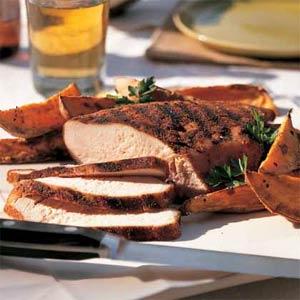 Texas Dry Rub Turkey Breast