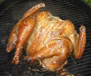Turkey on the Grill