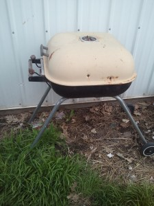 Retired Meco Grill