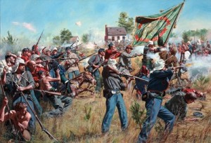 On to Richmond: The First Battle at Manassas
