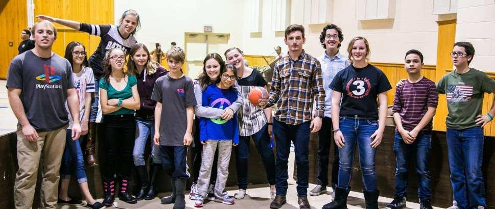 Youth Retreat Activities