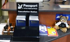 Passport Station