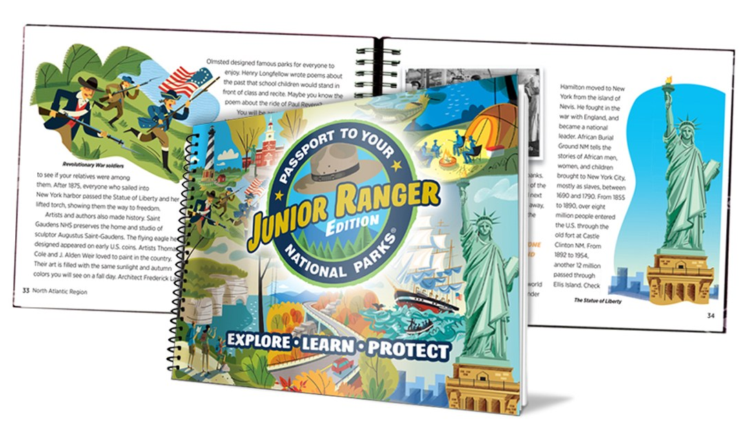 Top Chef, Jr. Contestants Take Home Park Passes and Junior Ranger Edition Passports