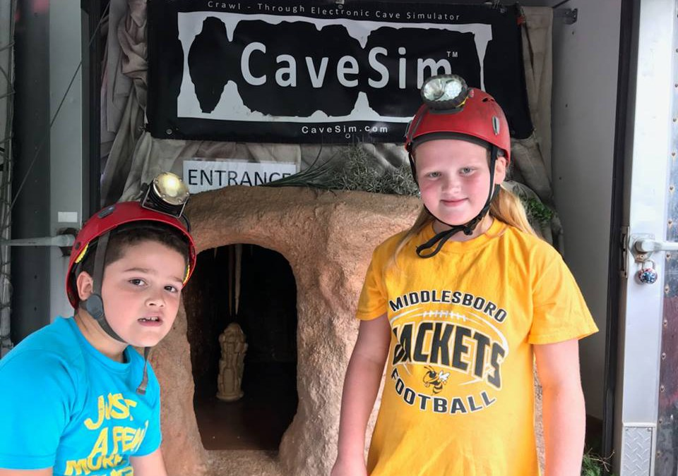 Eastern National Grant Brings Unique CaveSim Experience to Cumberland Gap National Historical Park