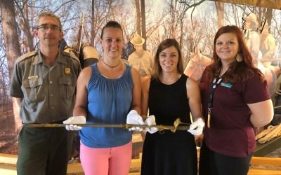 EN Funds Help Return Sword to Pea Ridge