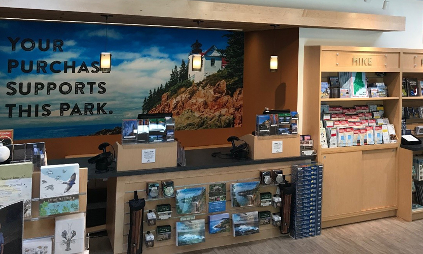 Renovated Stores at Acadia and Cape Hatteras Open for Business