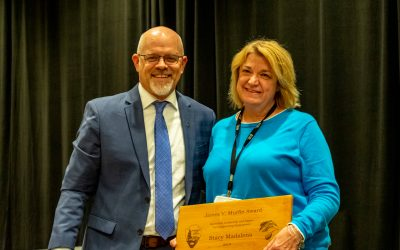 Stacy Madalena Honored With 2019 James V. Murfin Award
