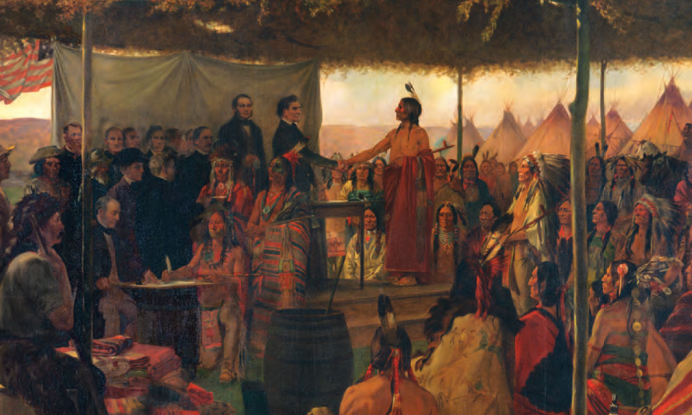 Extend the Experience: American Indians and the Civil War