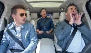 Carpool Karaoke: The Series - Jon Hamm, Jeremy Renner & Ed Helms of 'Tag' - The Apple TV App