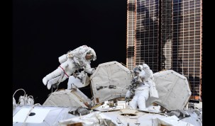 A Record-Tying Spacewalk to Upgrade the Space Station on This Week @NASA – July 24, 2020
