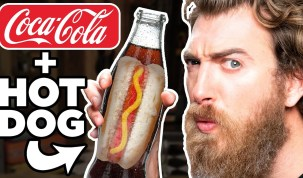 What's In This Coke? (TASTE GAME)