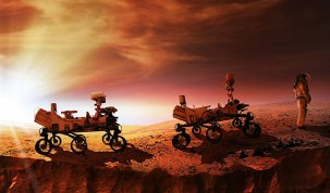 Middle-School Student Names NASA's Next Mars Rover