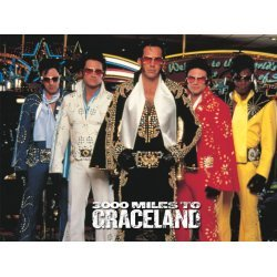 3000 Miles To Graceland Movie Costumes